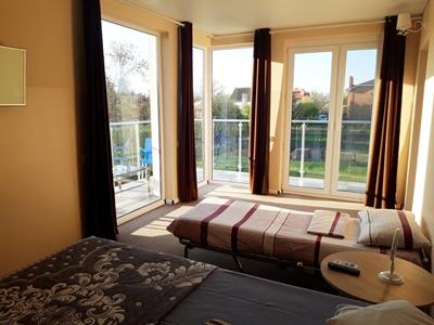 Изображение Люкс с балконом